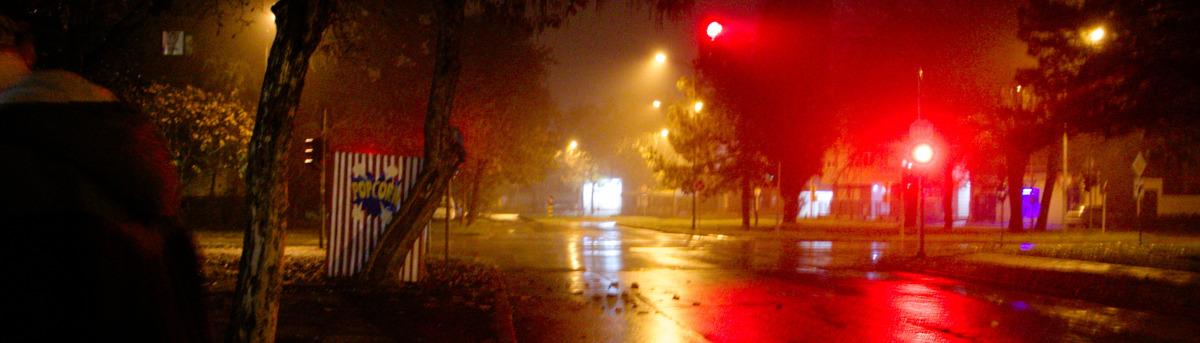 Једна од пре: опет магла